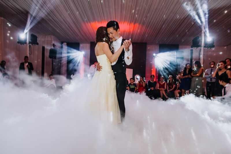 ouverture de bal exceptionnelle danser sur les nuages